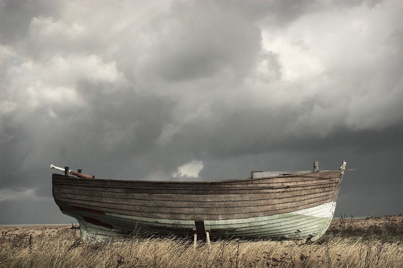 Dungeness Boat #1